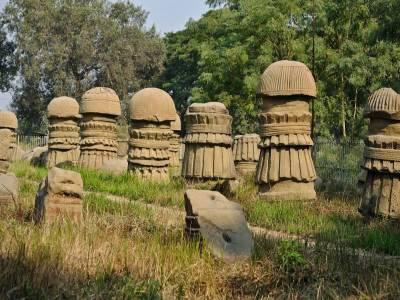 Dimasa Kachari Ruins Dimapur Nagaland