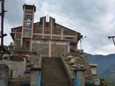 Khonoma Village Kohima
