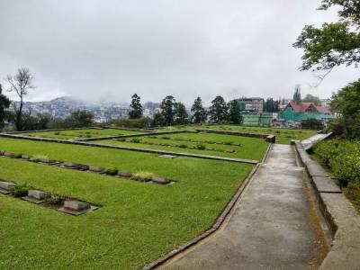Kohima War Cemetery Nagaland History Timings Photos Guide