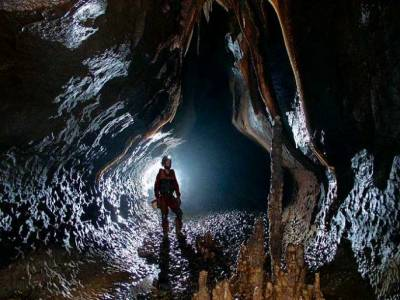 Siju Caves Meghalaya
