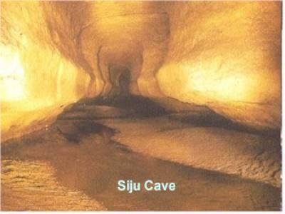 Siju Caves