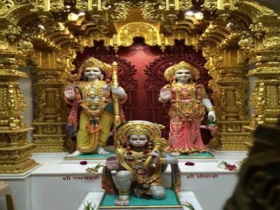 Swaminarayan Temple Silvassa Dadra