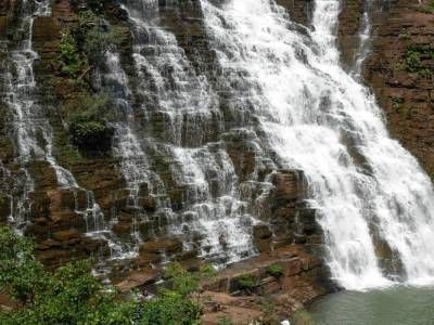 Tirathgarh Falls