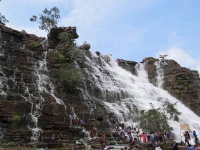 Tirathgarh Falls in Chhattisgarh