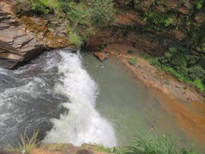 Tirathgarh Waterfalls in Chhattisgarh