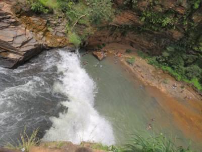 Tirathgarh Waterfalls in Chhattisgarh