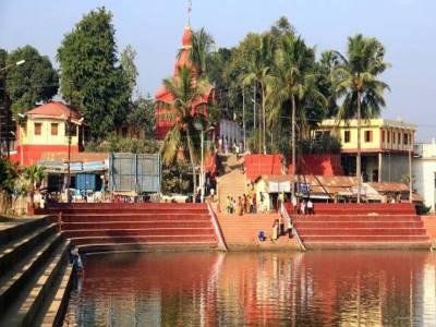 Tripura Sundari Temple Udaipur