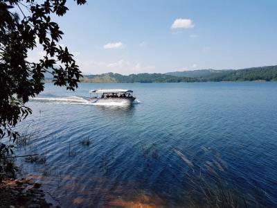 Umiam Lake Shillong Meghalaya