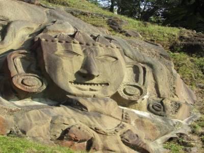 Unokotiswara Kal Bhairava