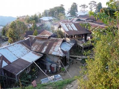 Ungma Village Mokokchung Nagaland