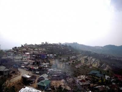 Ungma Village Nagaland
