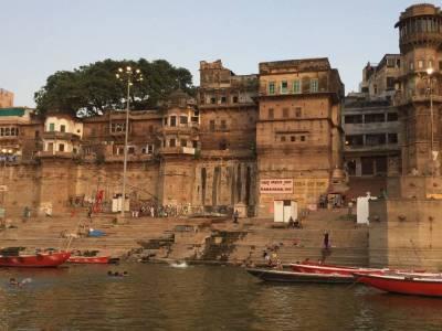 Banaras Ghats in Varanasi