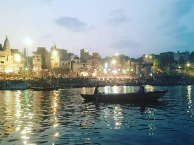 Banaras Ghats Varanasi