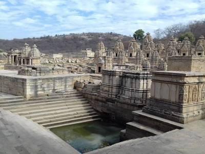 Batesara Temples in Morena