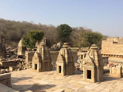 Batesara Temples in Madhya Pradesh