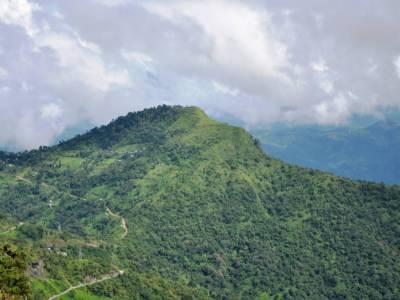 Durtlang Hills Aizawl