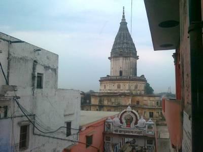 Hanuman Garhi Ayodhya Uttar Pradesh