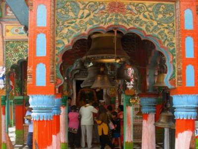 Hanuman Garhi Temple in Ayodhya