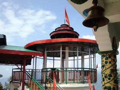 Hanuman Tok Temple in Gangtok Sikkim