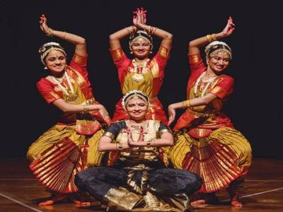 Bharatnatyam Classical Dance Form