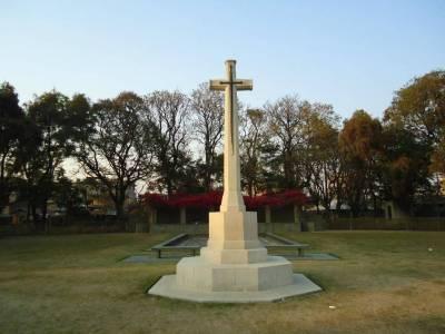 Imphal War Cemetery Manipur