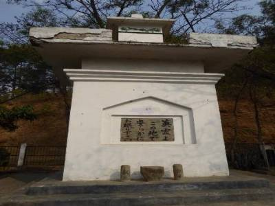Japanese war memorial Imphal Manipur