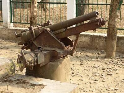 Japanese war memorial India