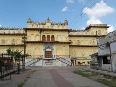 Kanak Bhavan Temple Ayodhya Uttar Pradesh