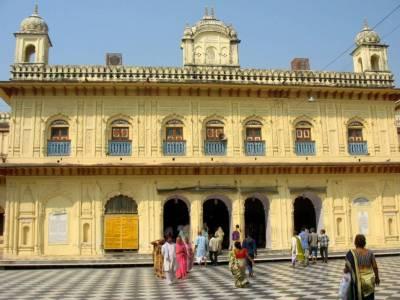 Kanak Bhavan Temple Ayodhya