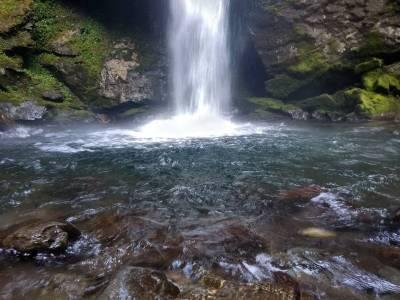 Kanchenjunga Falls Pelling Sikkim