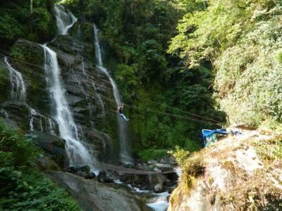 Kanchenjunga Falls Sikkim