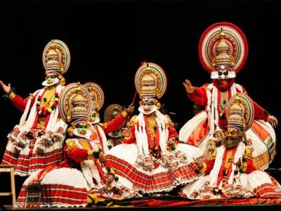 Kathakali Classical Dance, History, Dress, Origin, Style, Makeup