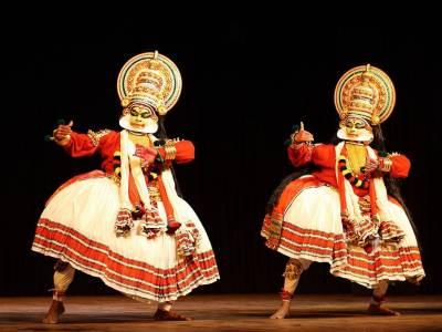 Kathakali In Kerala
