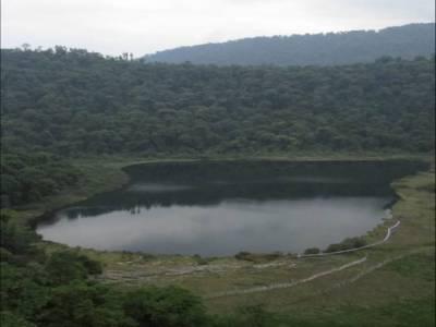 Mystic Lake in Khecheopalri