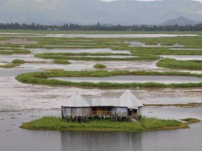 Loktak Lake Imphal Manipur