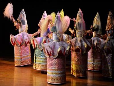 Manipuri Classical Dance form in India