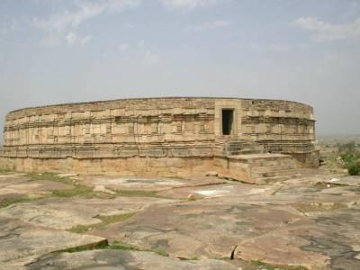 Chausath Yogini Temple in Madhya Pradesh
