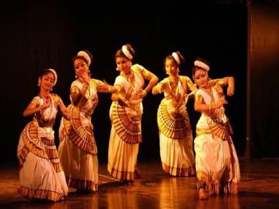 Mohiniyattam India