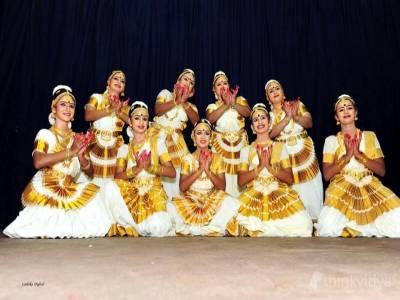Indian Classical Dance Mohiniyattam