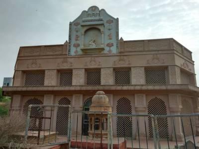 Nidhivan Vrindavan Mathura Uttar Pradesh