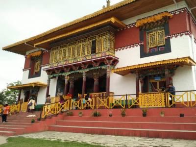 Pemayangtse Gompa Monastery