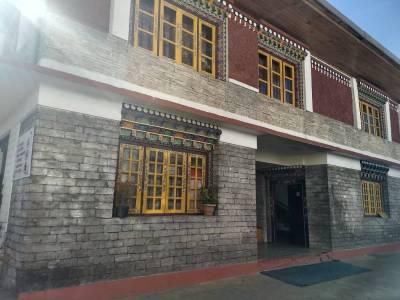 Pemayangtse Gompa Monastery in Sikkim