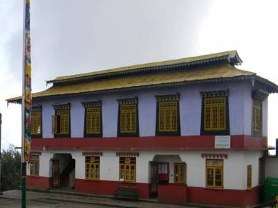 Pemayangtse Monastery in Sikkim