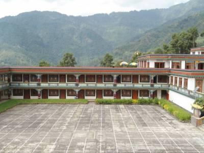Ranka Monastery Sikkim