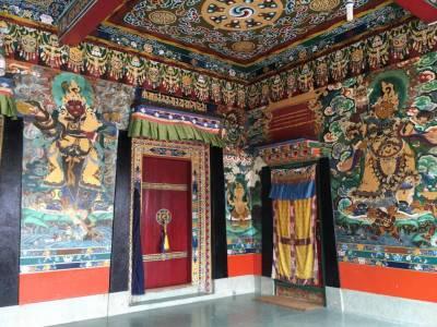 Lingdum Monastery