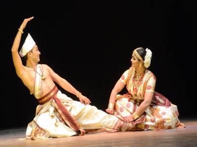 Sattriya Classical Dance Form