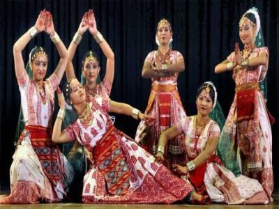 Sattriya Indian Classical Dance