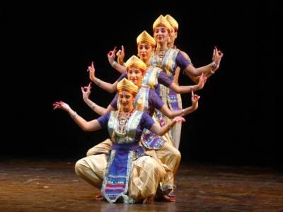 Sattriya Traditional Dance Form