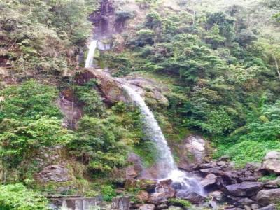 Seven sisters waterfalls Gangtok