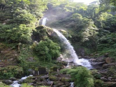 Seven sisters falls Gangtok